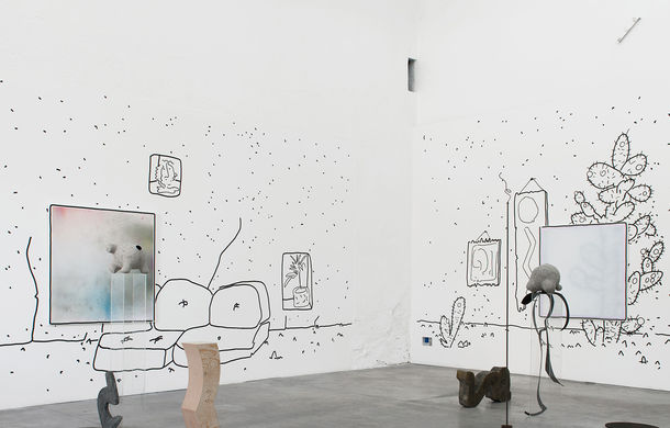 © Ute Müller und Zin Taylor/Foto: Ute Müller, Courtesy of the artists, Galleria Collicaligreggi and Supportico Lopez Berlin